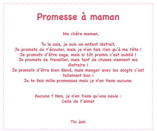 Proverbe Damour Pour Sa Maman Poeme Fille Mere
