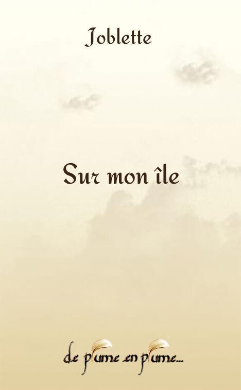 poeme mon ile