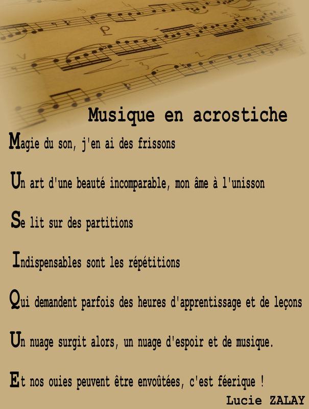 poeme musique