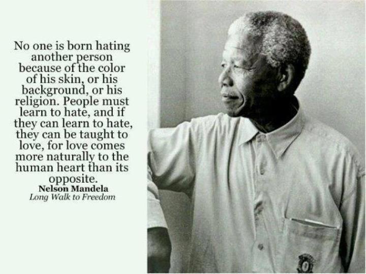 Poeme Nelson Mandela