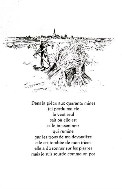 poeme noir