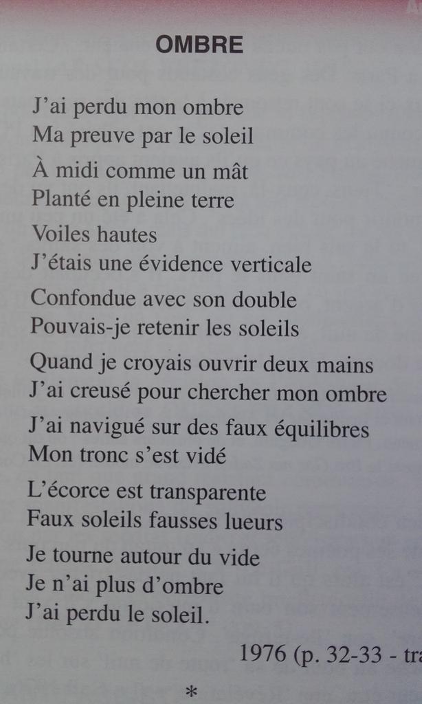 poeme ombre