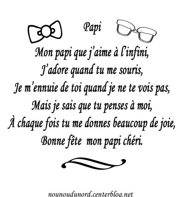 Poeme Pour Papy