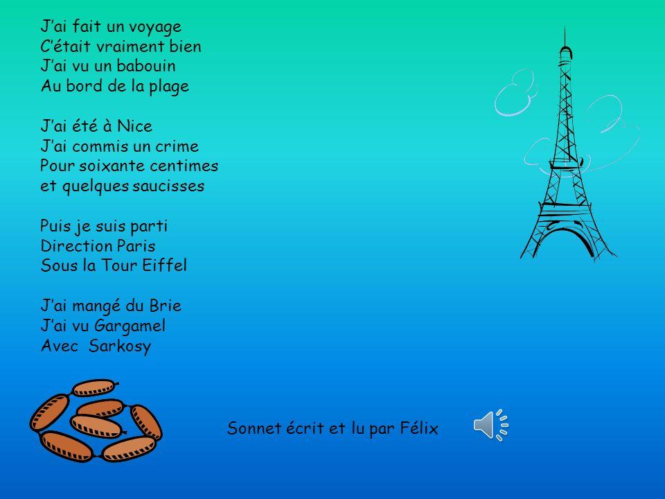 poeme qui fait voyager