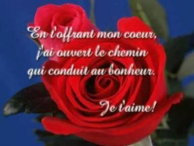 poeme rose