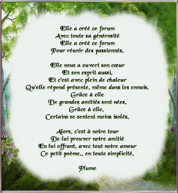 poeme sur la nature