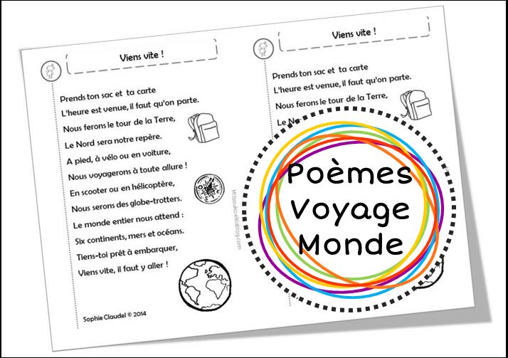 poeme theme voyage