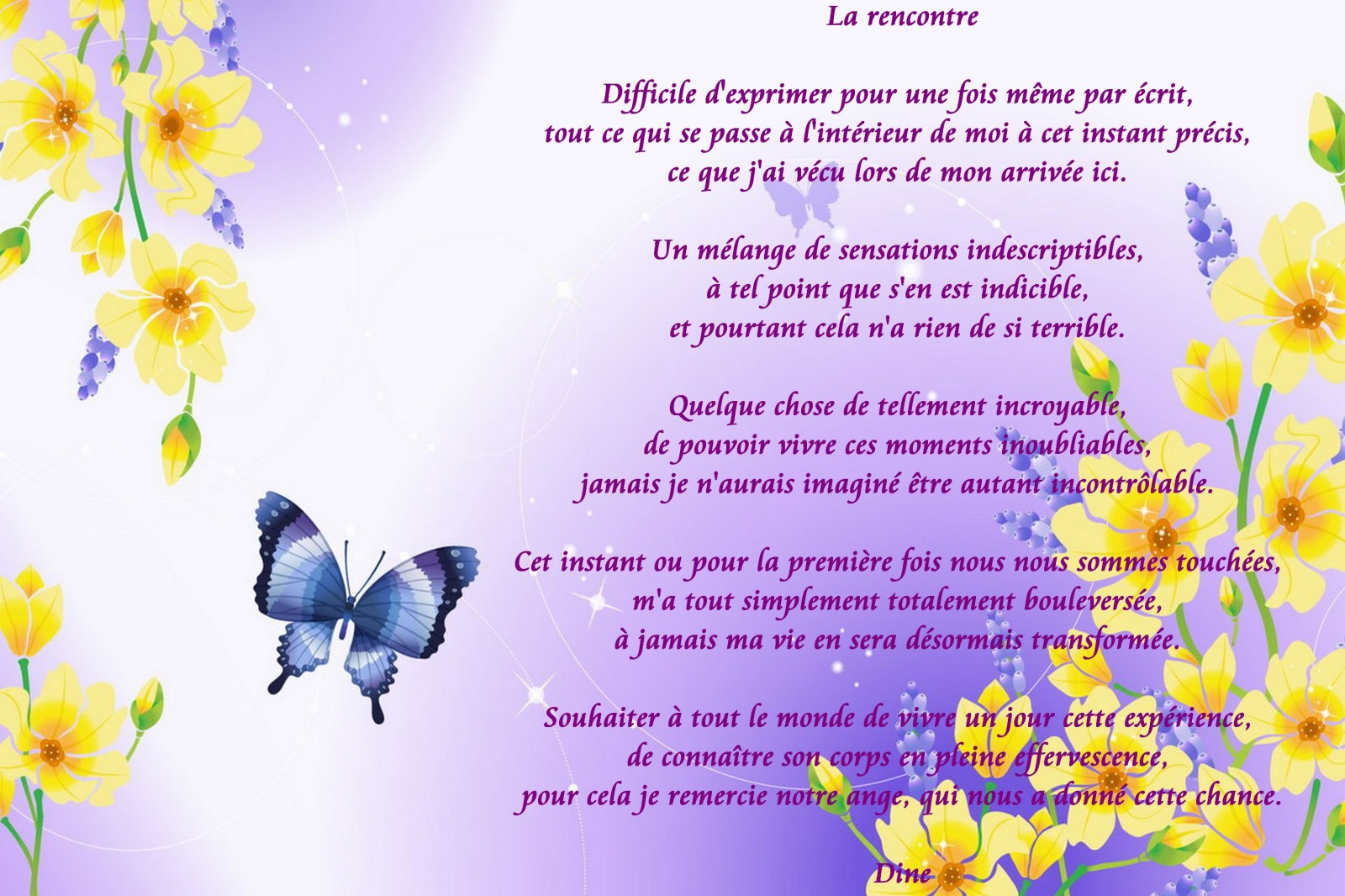 SMS DU JOUR quote AMOUR SMS