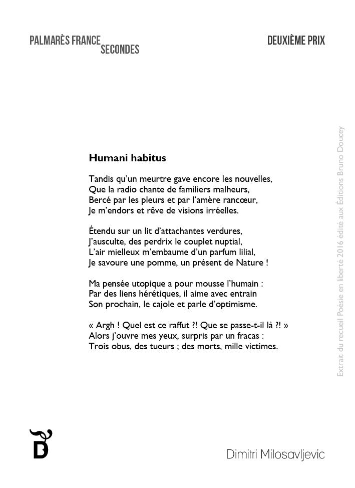 poeme utopique