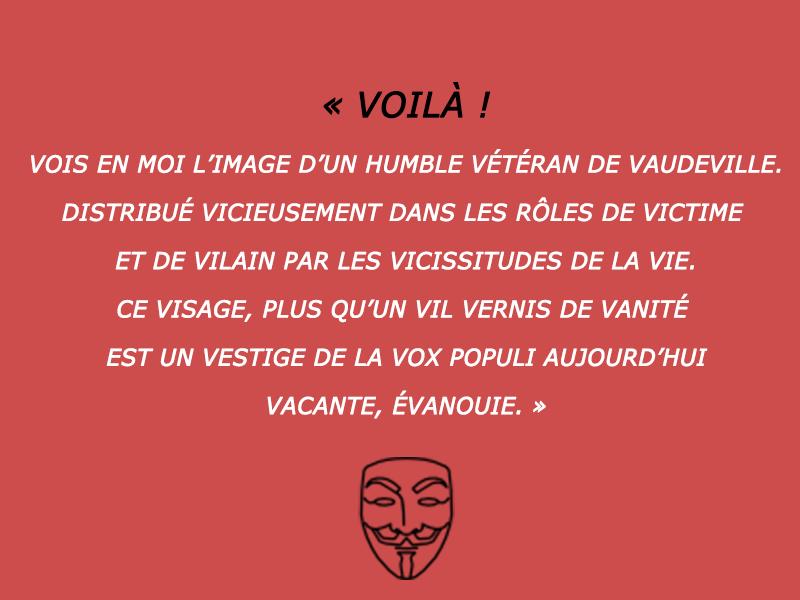 poeme v pour vendetta