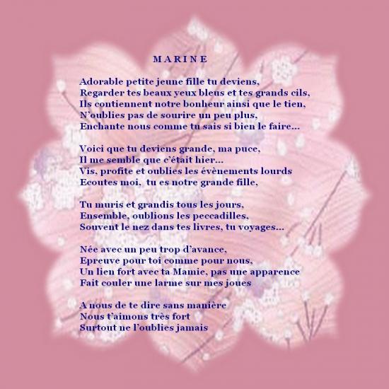 poeme vanessa