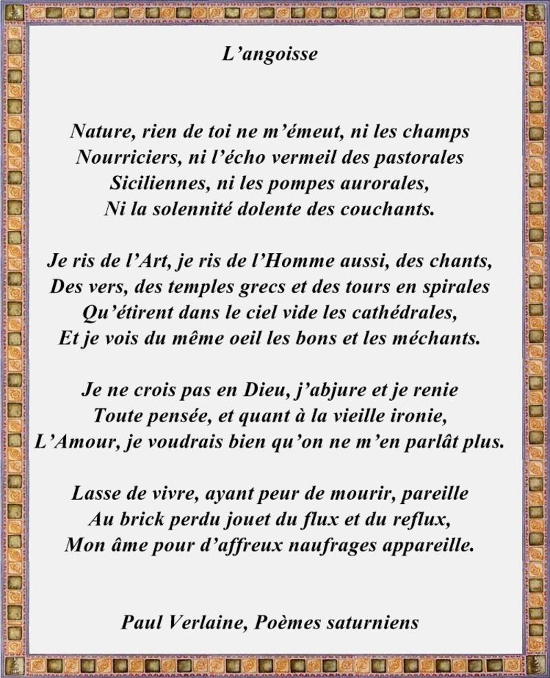 poeme verlaine amour