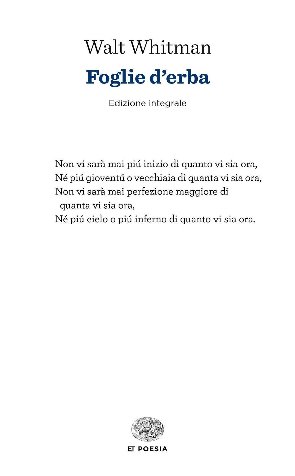 poeme walt whitman