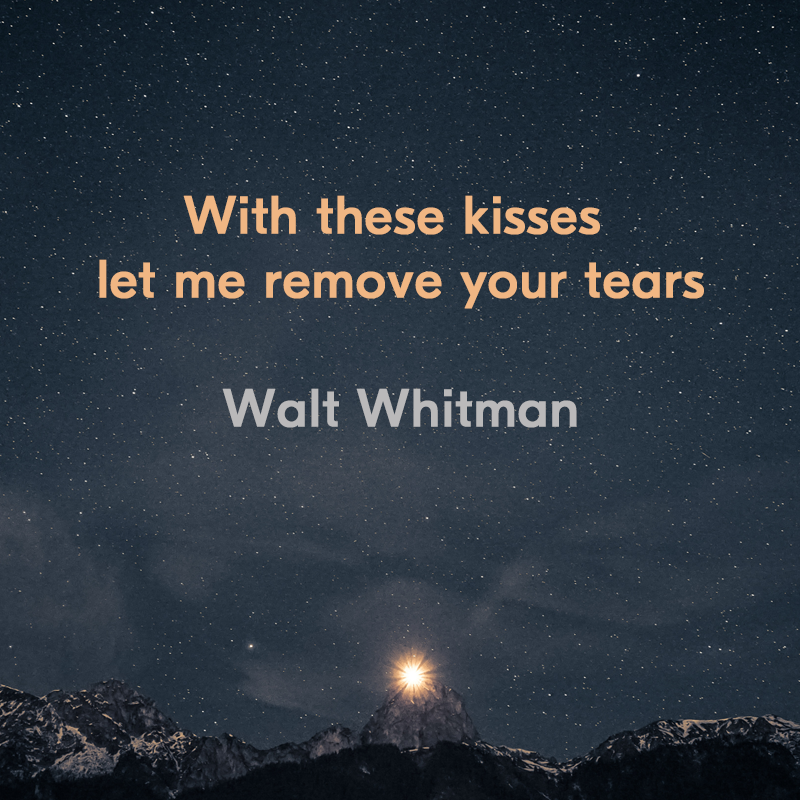 poeme whitman