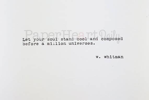 poeme whitman