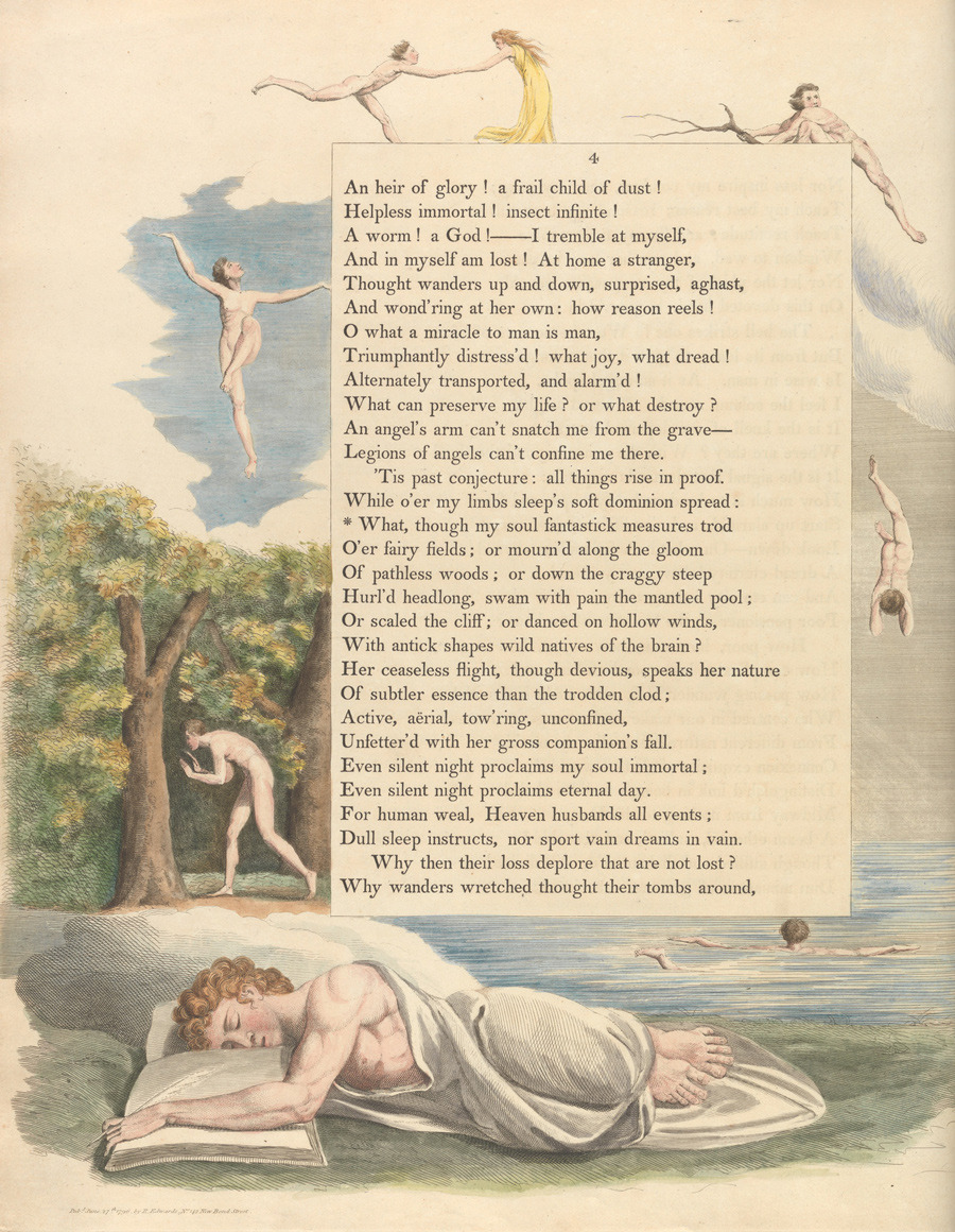 poeme william blake