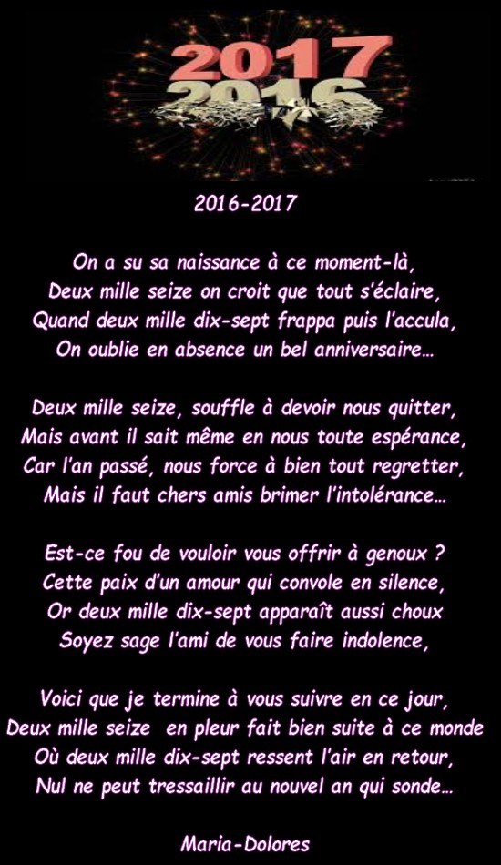 poesie 2017