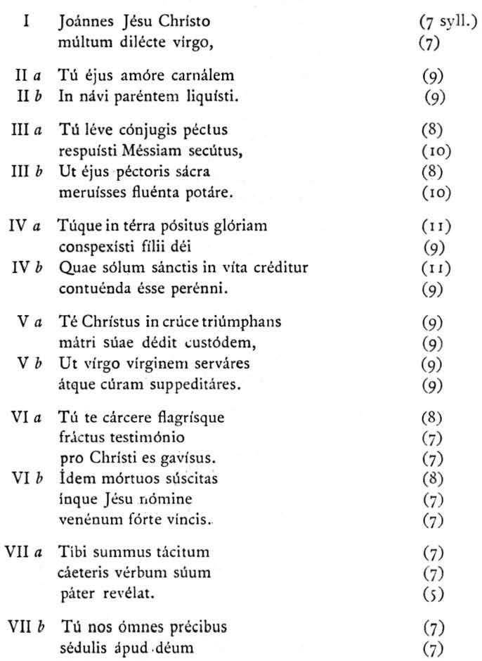 poesie 6 syllabes