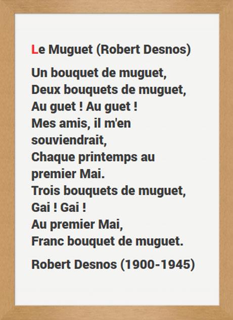poesie 8 mai