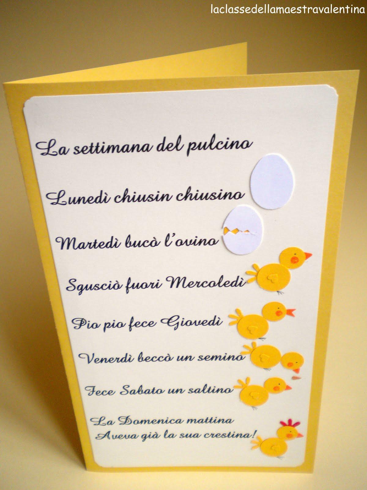 poesie 8 marzo per bambini