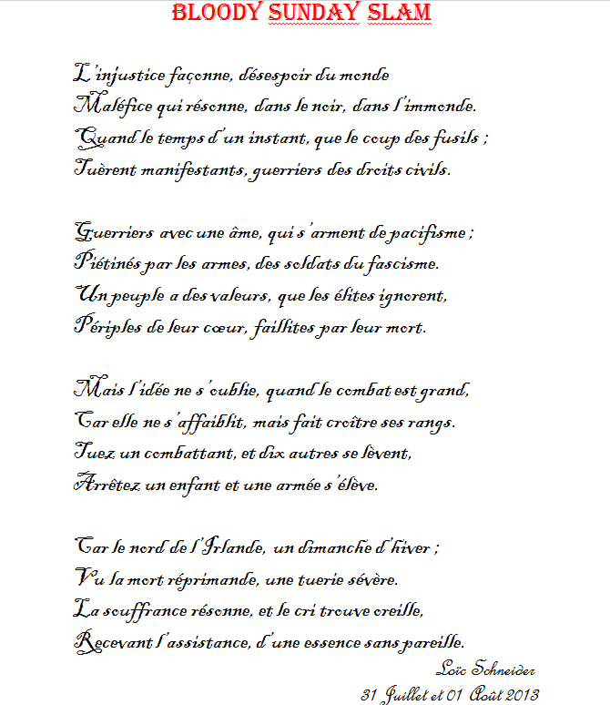 poesie a ecouter