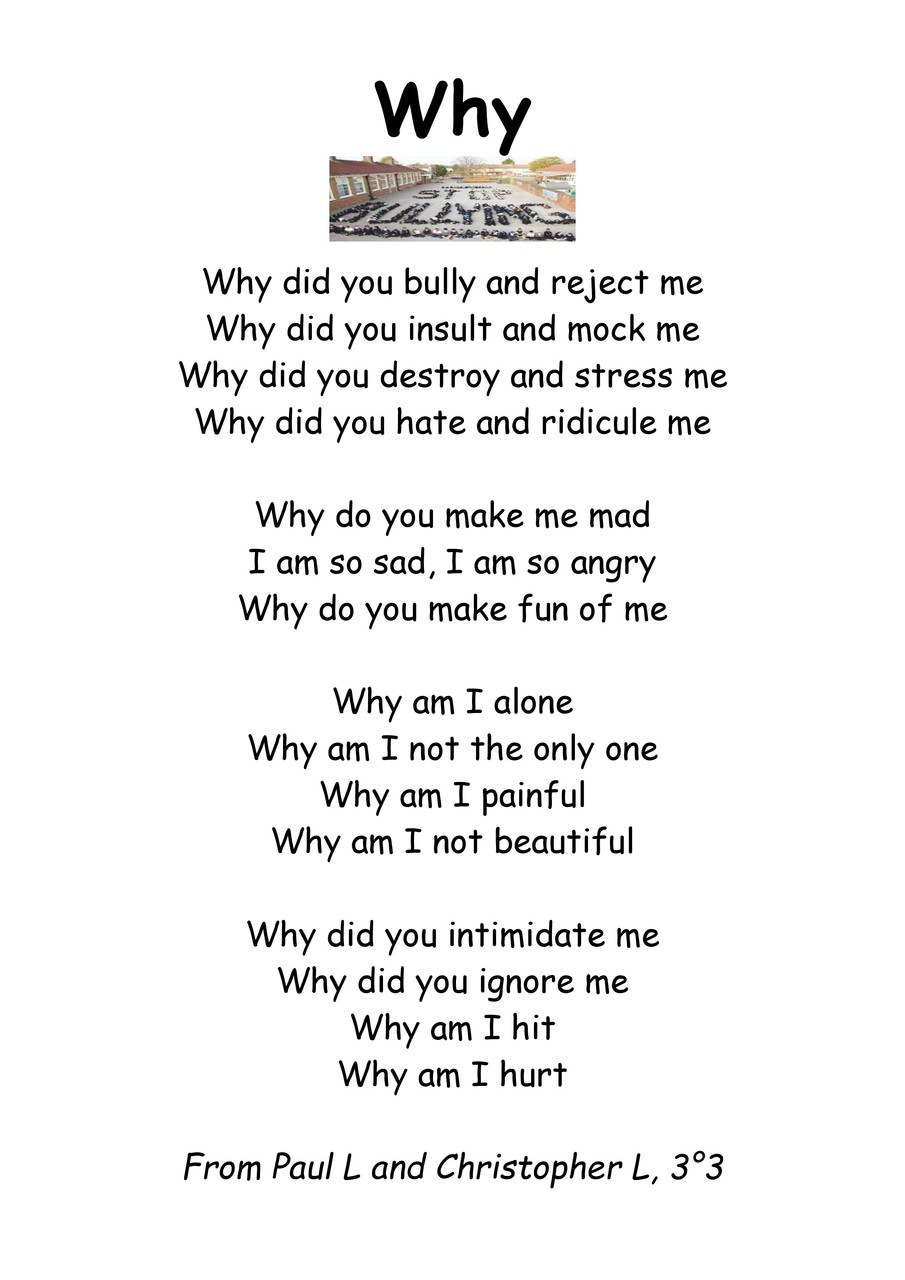 poesie anglais