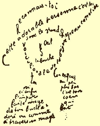 poesie apollinaire