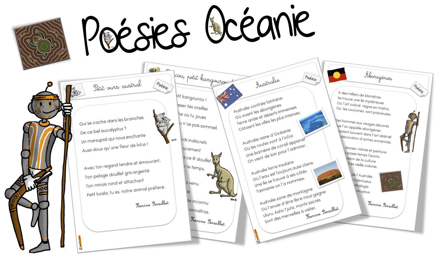 poesie australie