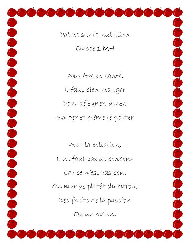 poesie bien etre