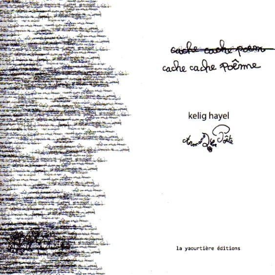 poesie cache cache