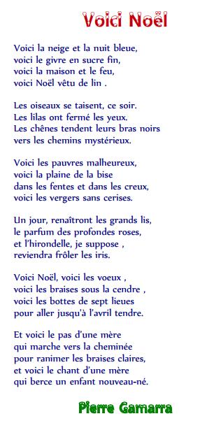 poesie cm2