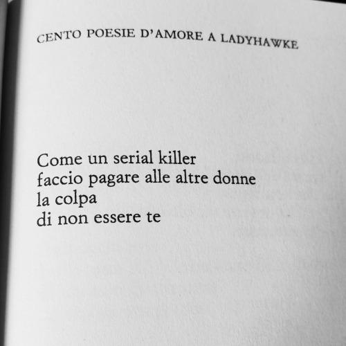 poesie d'amore tumblr