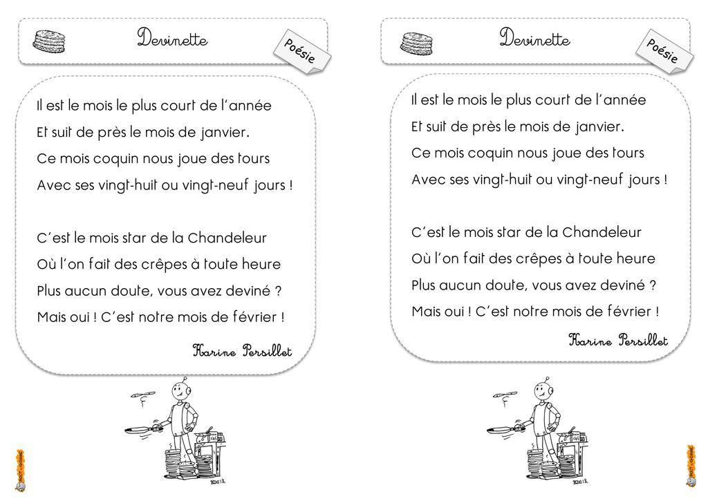 poesie de karine persillet