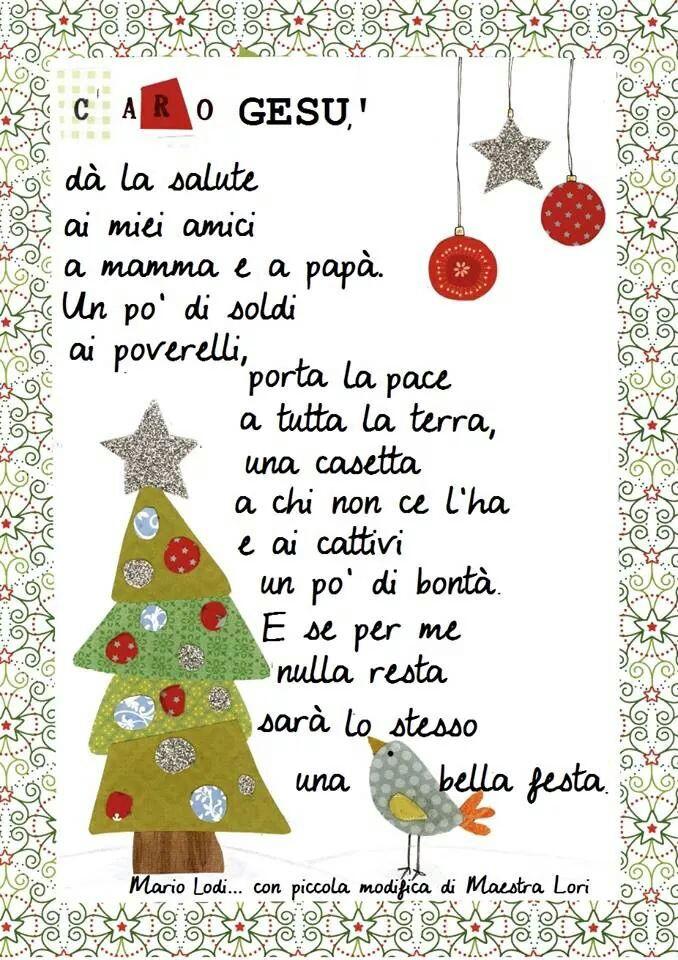 Poesie In Rima Di Natale.Poesie E Filastrocche Di Natale Per La Scuola Dell Infanzia