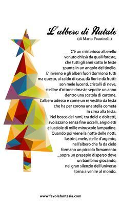 Poesie Di Natale Infanzia.Poesie E Filastrocche Di Natale Scuola Primaria