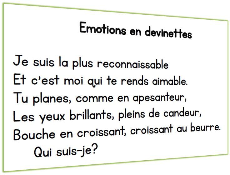 poesie emotions