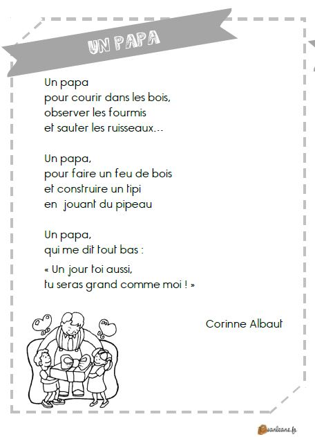 poesie fete des meres cp