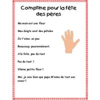 poesie fete des parents