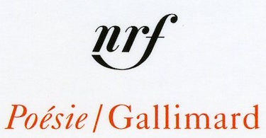 poesie gallimard