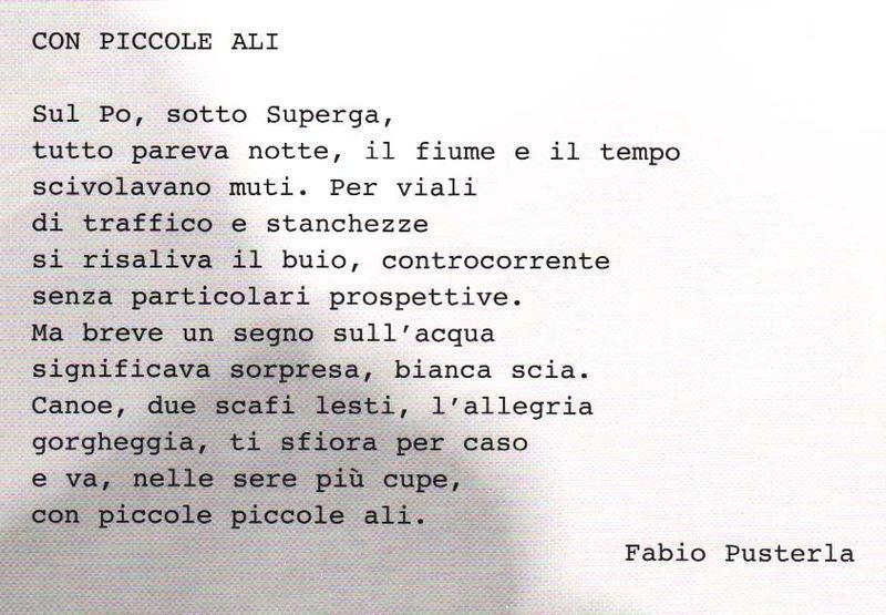 poesie italienne
