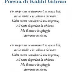 poesie k gibran