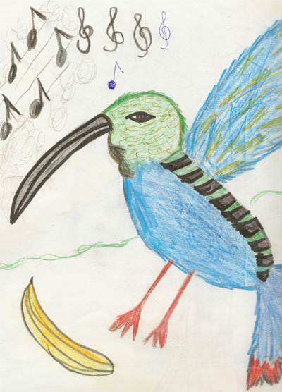 poesie l oiseau bleu