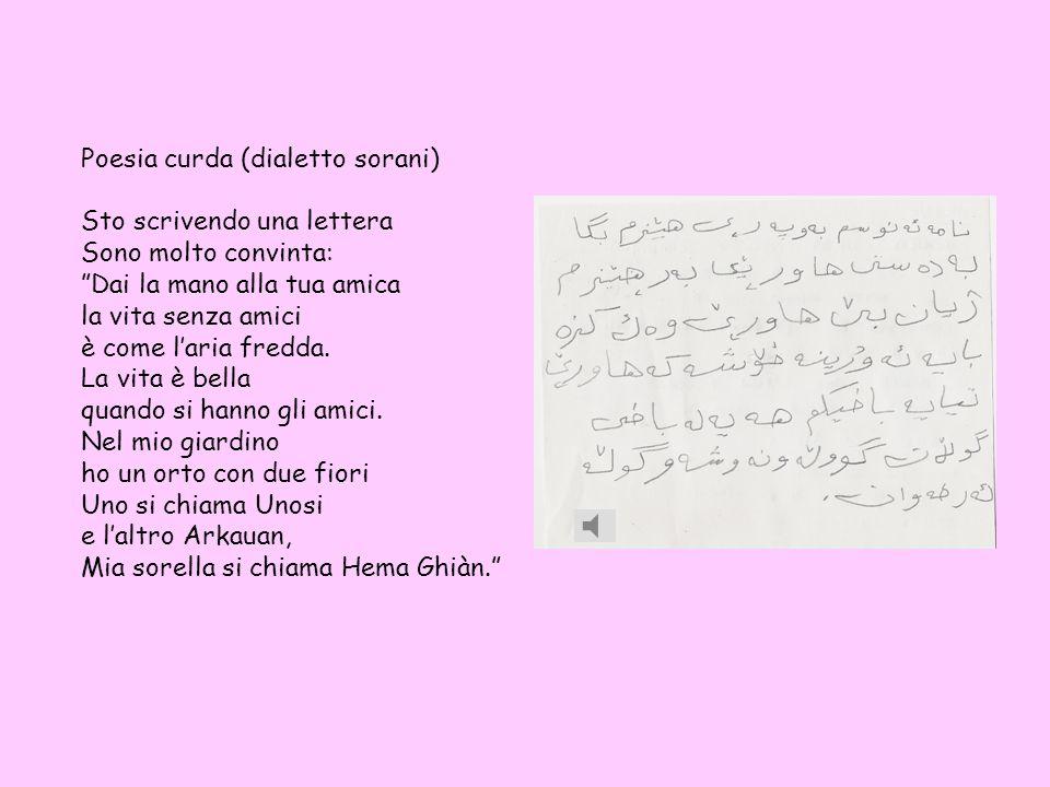 poesie la vita e bella