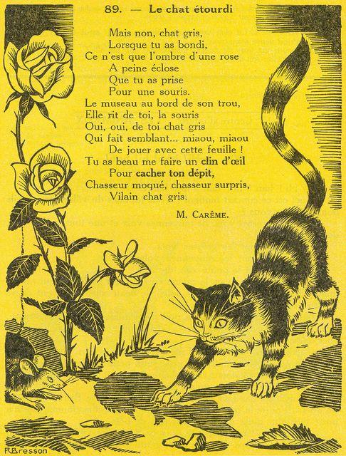 poesie o vieille ecole