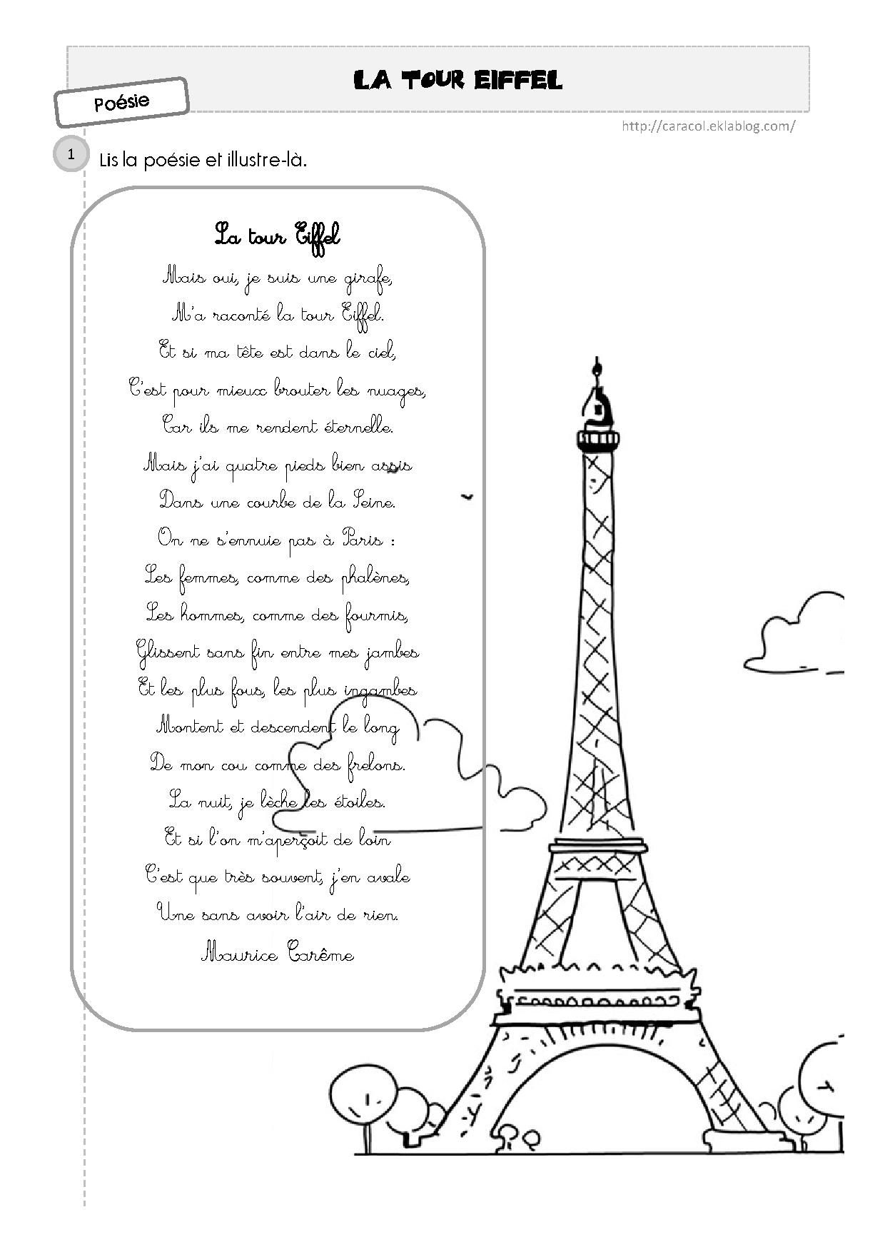 poesie paris