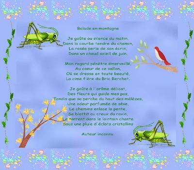 poesie petite fleur