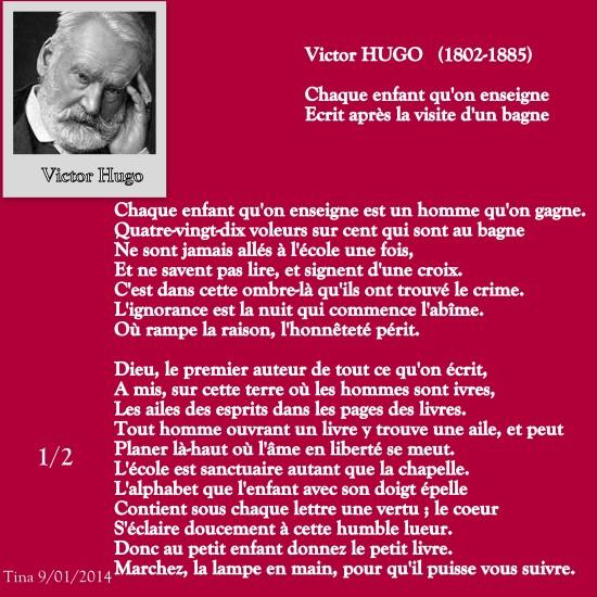 poesie printemps victor hugo