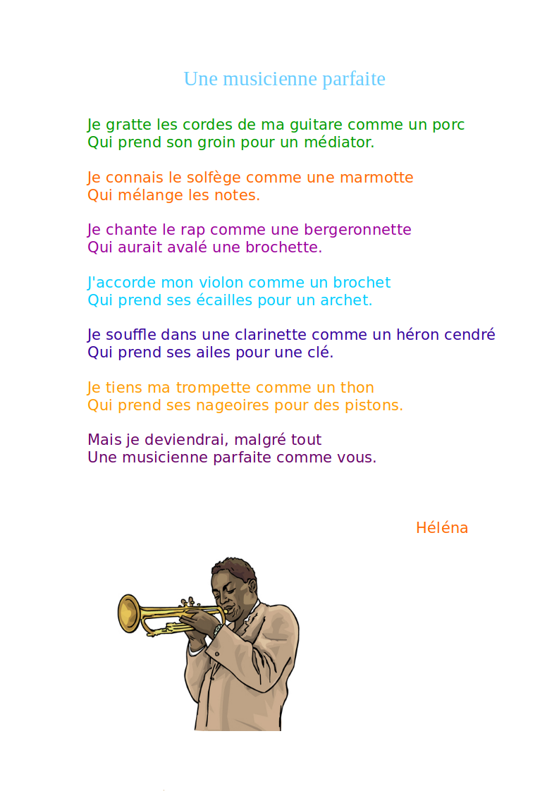 poesie rap