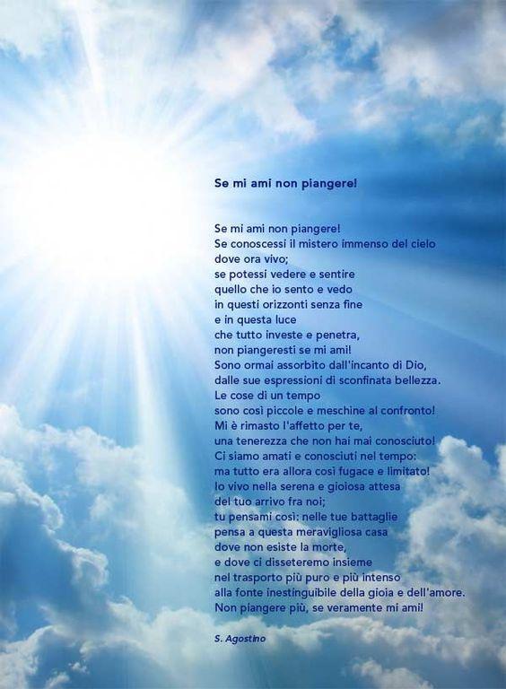 poesie s agostino