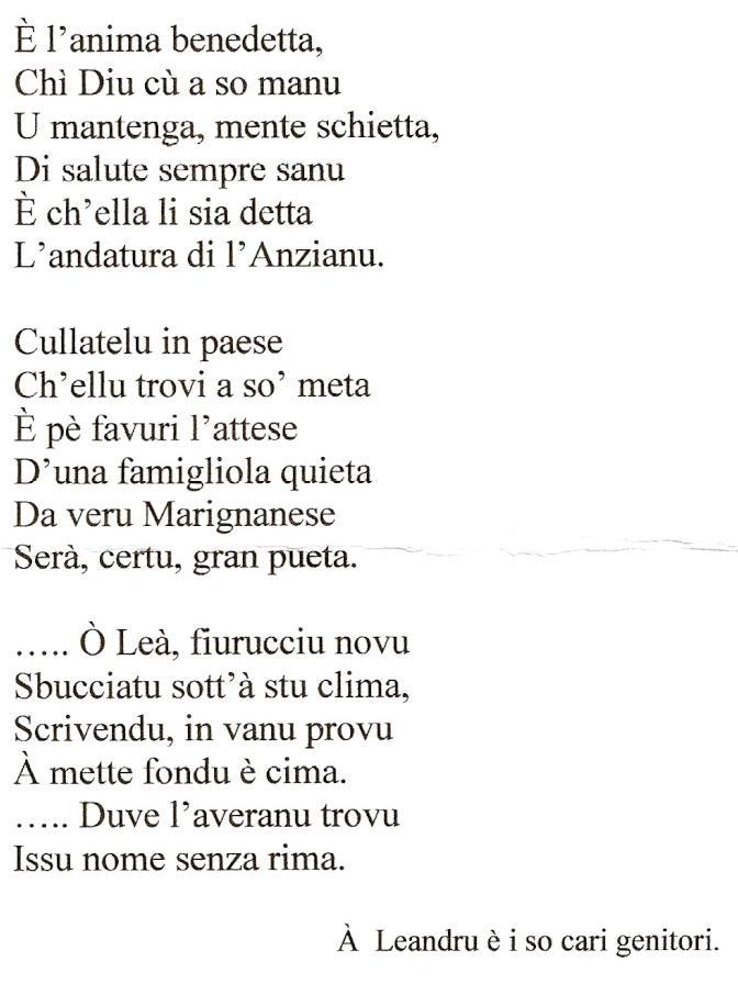 poesie u veranu